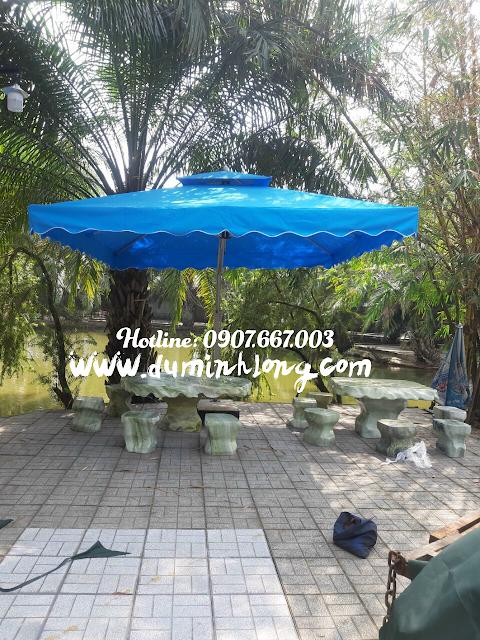 Những mẫu dù che nắng quán cafe được yêu thích nhất tại Nha Trang năm 2021