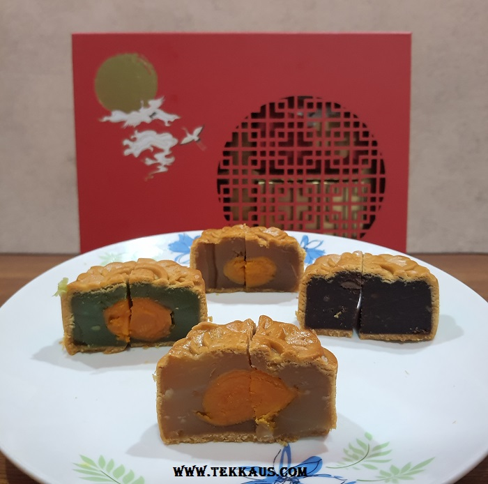 DoubleTree Mooncakes Flavours Choices