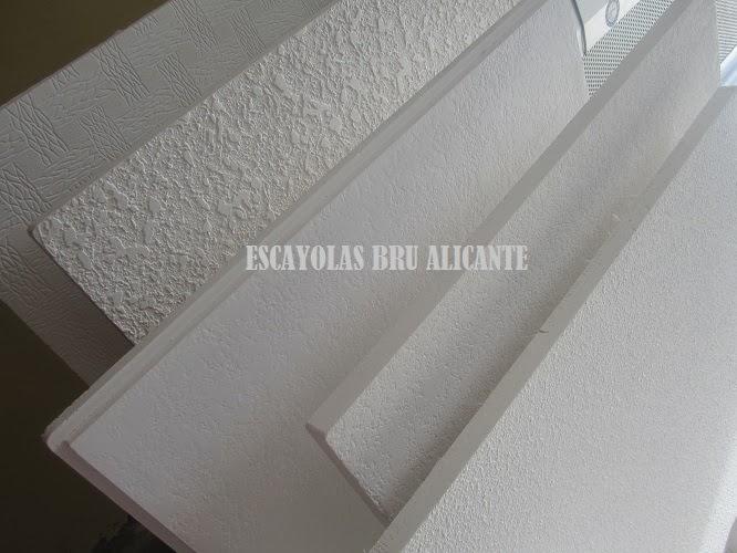 Escayolas bru alicante techos desmontables for Placas decorativas para techos
