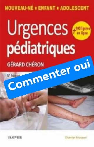Urgences Pédiatriques 05 ème édition (2018)pdf