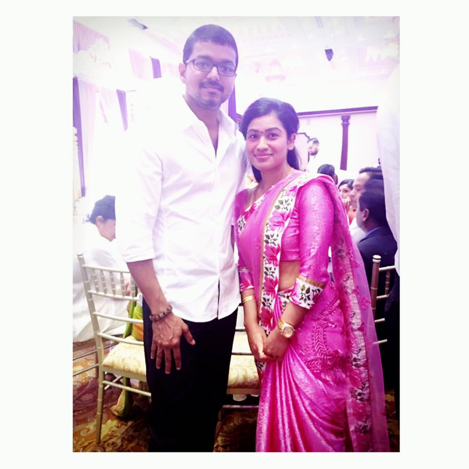 Ilayathalapathy Vijay Latest Family Marriage Function ...