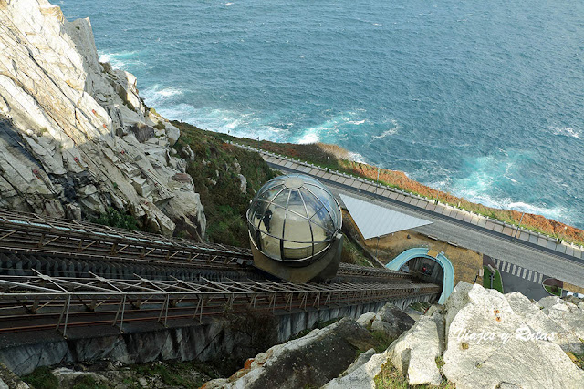 Ascensor panorámico de San Pedro, A Coruña