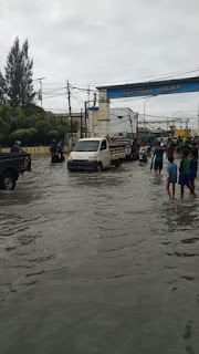 Hujan Lebat di DKI, Kegiatan di UPT Hubla dan Pelabuhan Berlangsung  Normal