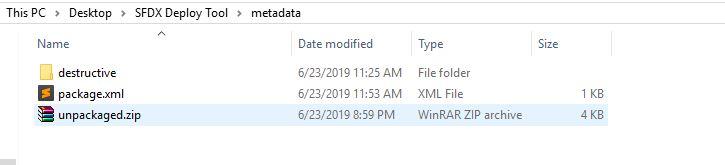 SFDX Deploy Tool - Easily deploy metadata using sfdx cli