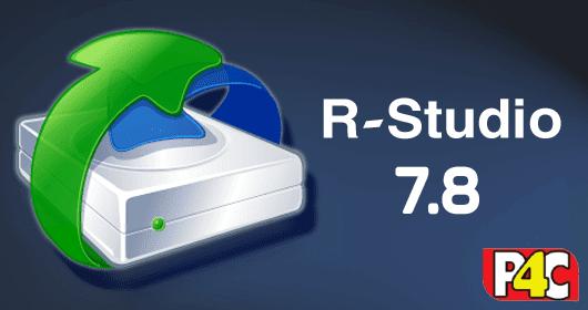 تحميل برنامج استعادة الملفات المحذوفة بعد الفورمات R-Studio 8.2