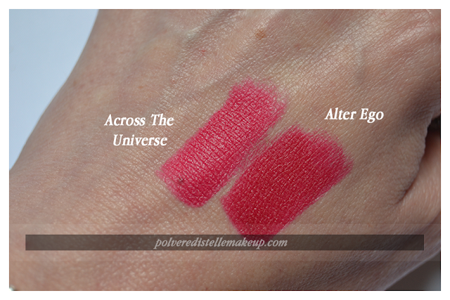 Diva Crime Nabla Swatches