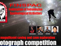 Lomba Foto dengan Tema 'The Magnificent Caving and Cave Exploration'