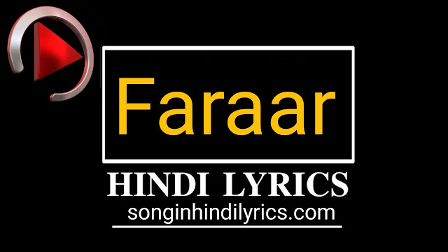Faraar Lyrics – Jassa Dhillon