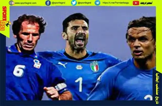 تاريخ ايطاليا,منتخب ايطاليا