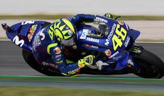 Rossi Incar Kemenangan di MotoGP Assen Belanda