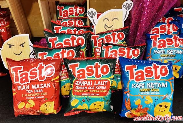 Tasto, Dozo, BJC, Tasto Curry Crab, 3 Flavours Fish, Seaweed with Korean Sauce, Dozo Original, Corn Cheese, Japanese Seaweed, snack, food,