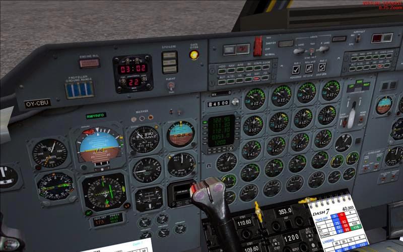 South West Flight Simulation: Fabio's Blogs
