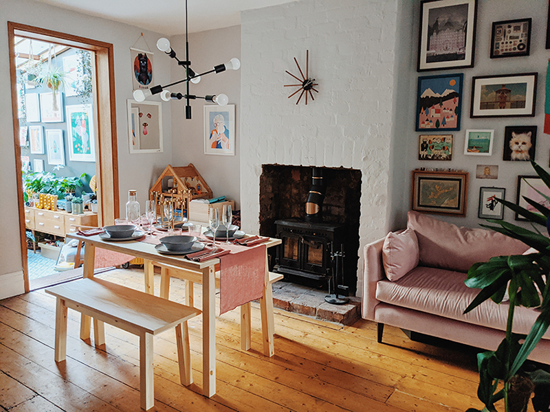 Habitat dinning room furniture