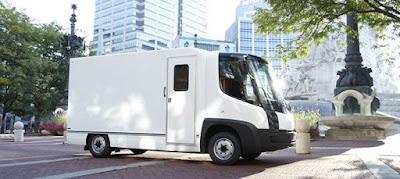 Camión ecológico eléctrico Navistar