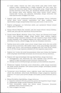 Surat Edaran Wali Kota Tarakan tentang PPKM Level 4 Kedua