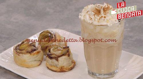 La Cuoca Bendata - Pumpkin spice latte e fiori di pera ricetta Parodi