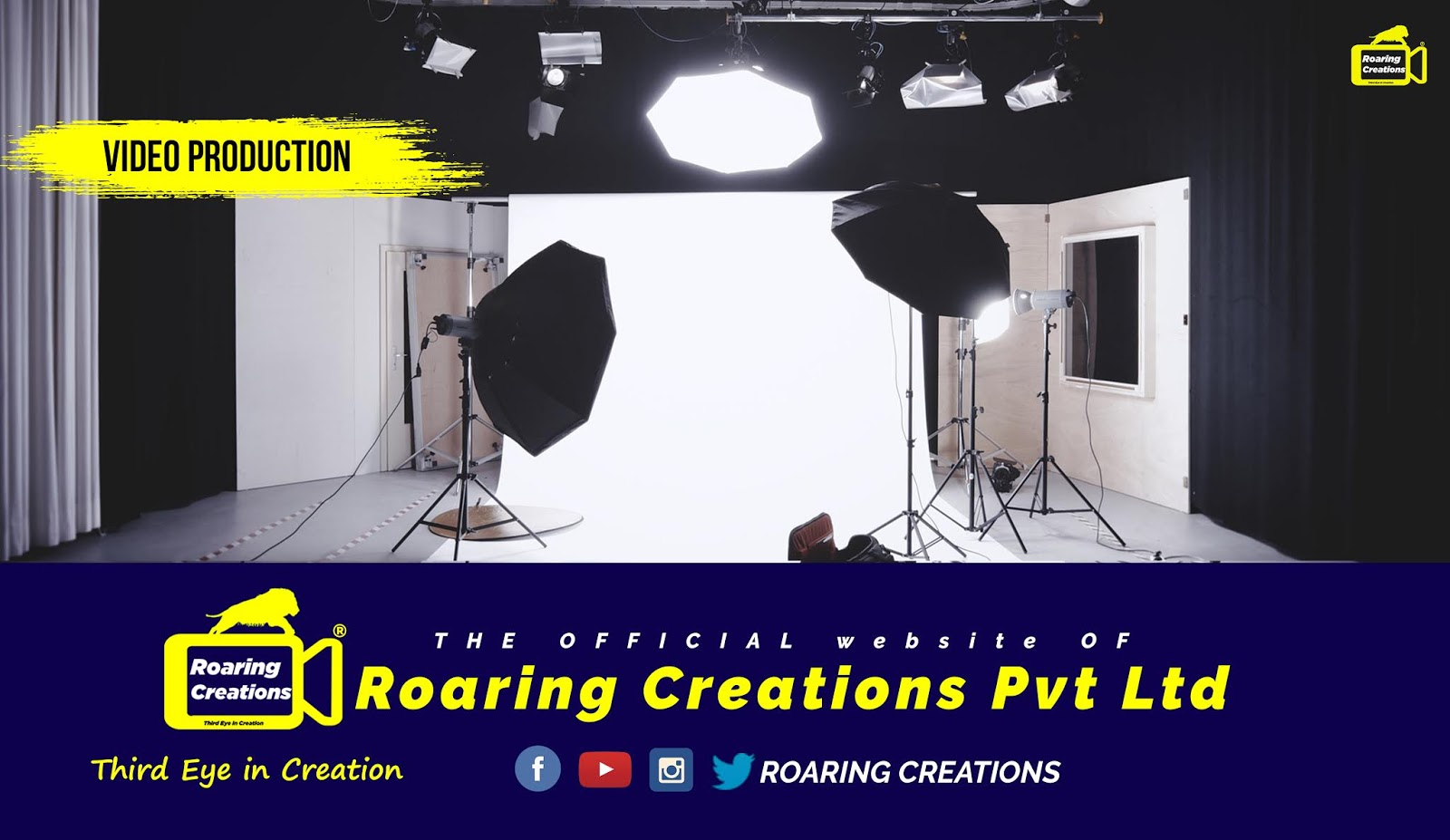 Video Production @ Roaring Creations