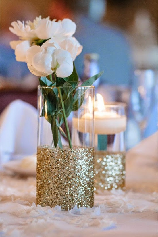 wedding ideas blog lisawola how to diy simple wedding centerpieces easy to make ideas. Black Bedroom Furniture Sets. Home Design Ideas