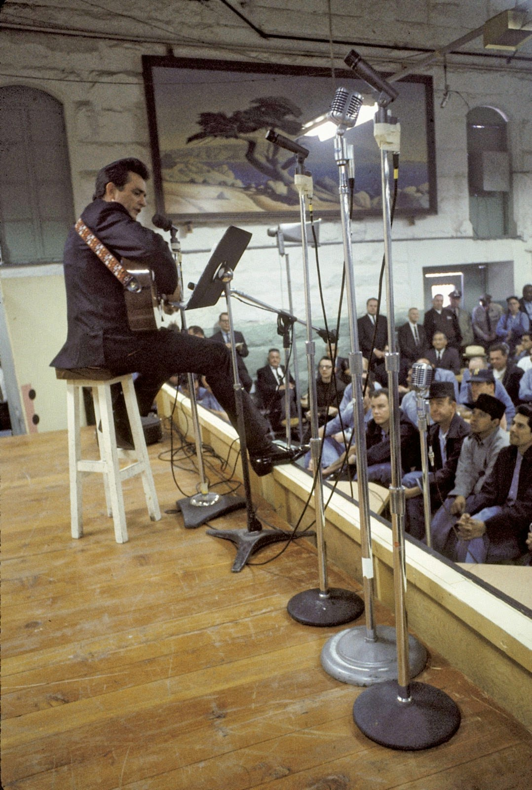 Ultimate Collection Of Rare Historical Photos. A Big Piece Of History (200 Pictures) - Johnny Cash