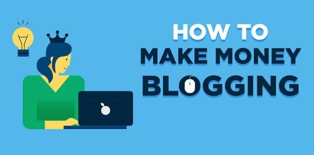 how to make a living blogging dream job blogger income