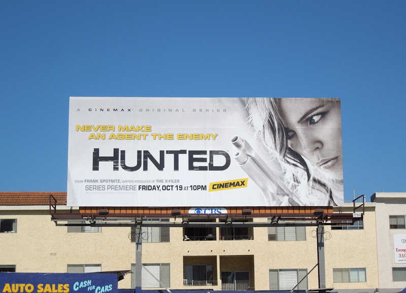 Hunted billboard