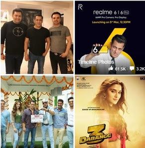 Salman khan, celebs, page, facebook
