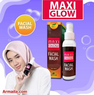 Maxi Glow - Facial Wash  ARMAILA DROPSHIPPER
