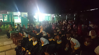 Wisuda Kelas VI dan Pentas Seni SD Gumulan 2019
