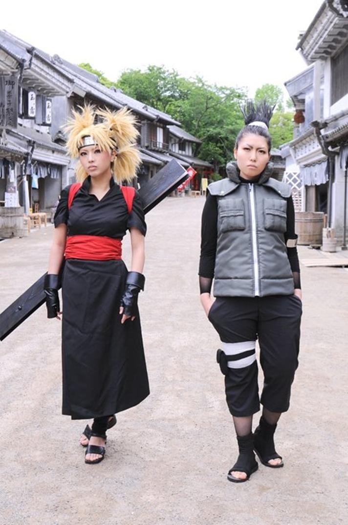 Shippuden Part II Young Nara Shikamaru Cosplay Costume ... |Shikamaru Cosplay Shippuden