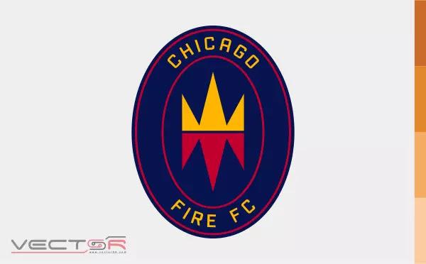 Chicago Fire FC (2019) Logo - Download Vector File AI (Adobe Illustrator)