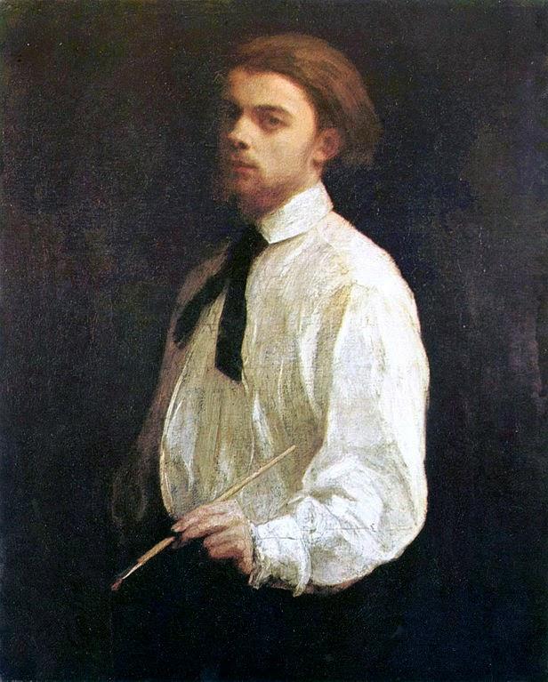 Autorretrato - Henri Fantin-Latour - Suas melhores pinturas ~ francês