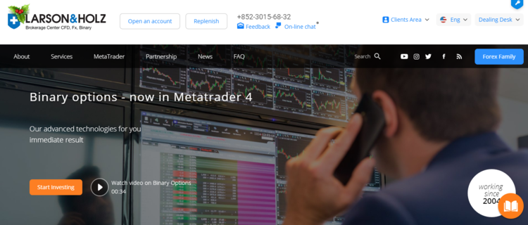 ICO LH Crypto - Broker Cryptocurrency Untuk Trader Forex