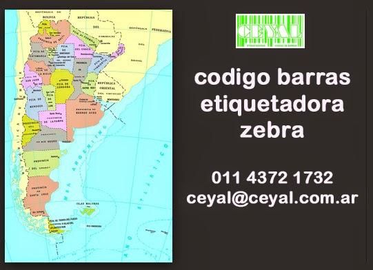 sistemas de etiquetado e impresion La Tablada argentina