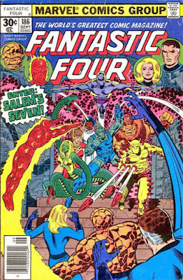 Fantastic Four #186, Salem's Seven