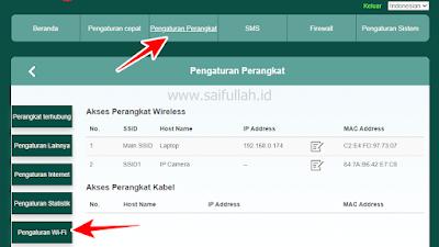 Cara Tambah SSID Router Advan CPE Start