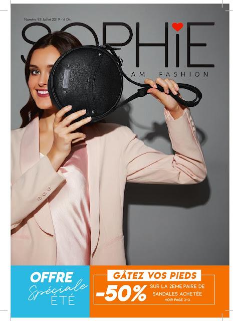 catalogue sophie paris maroc juillet 2019 Numéro 93