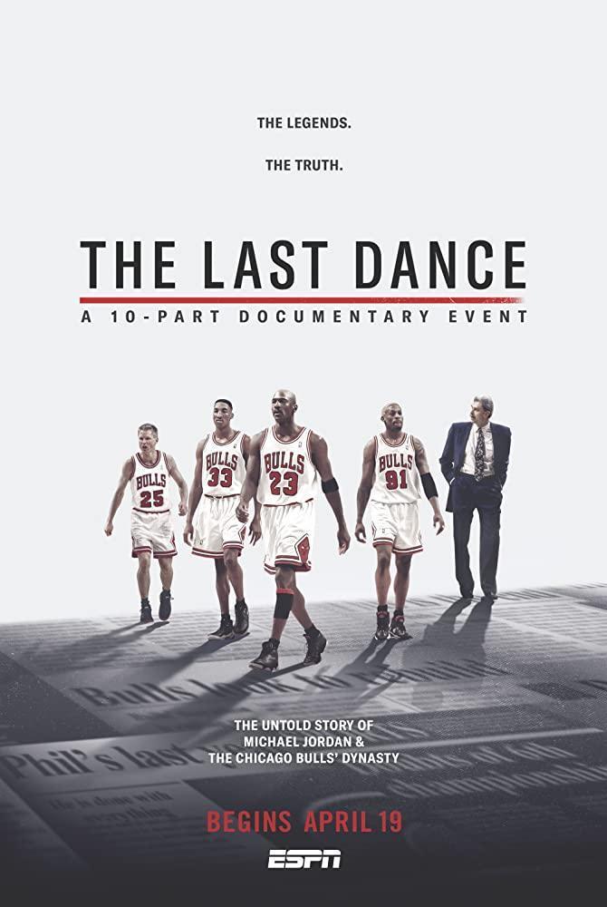 El último baile Temporada 1 Completa 720p Dual Latino-Ingles