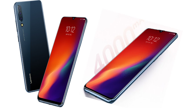 'Lenovo Z6' smartphone launched in 3 variants