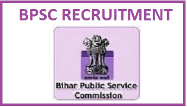 BPSC Professor Chemistry Recruitment 2020