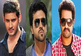 Ram Charan And Jr NTR  Are Arrive In The CM Bharat