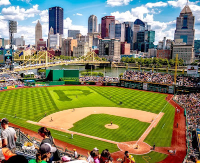 Pittsburgh Pirates Baseball Game at PNC Park in Pennsylvania