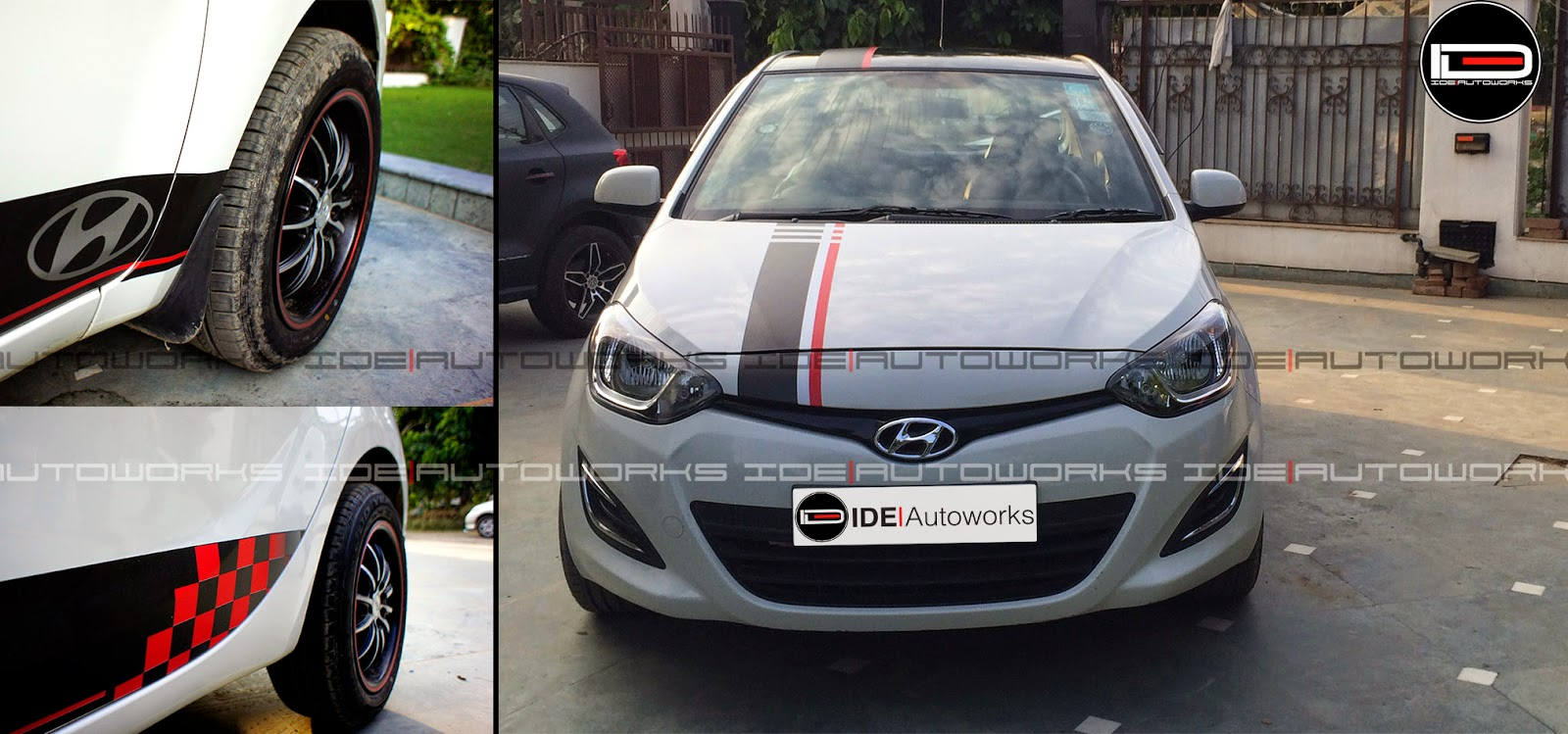 Hyundai I20 Racing Edition By Ide Autoworks Ide Autoworks