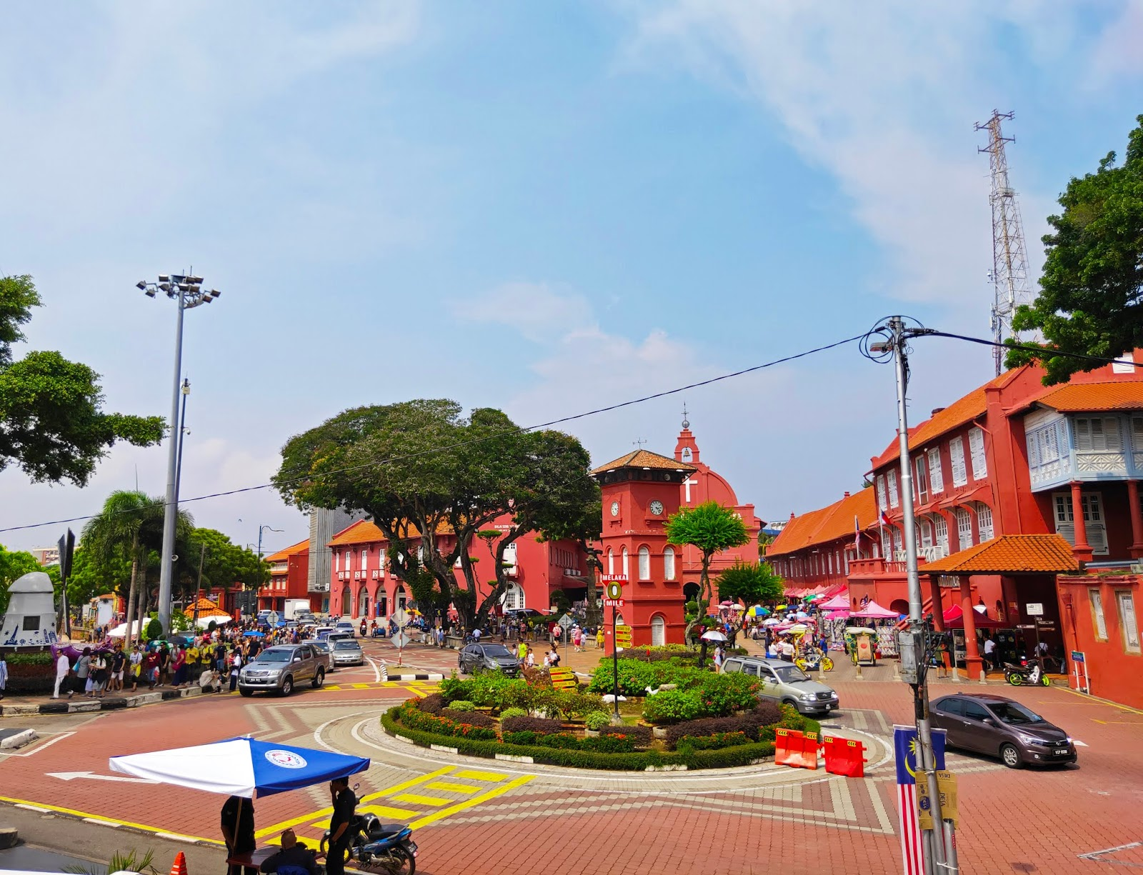 red square malacca