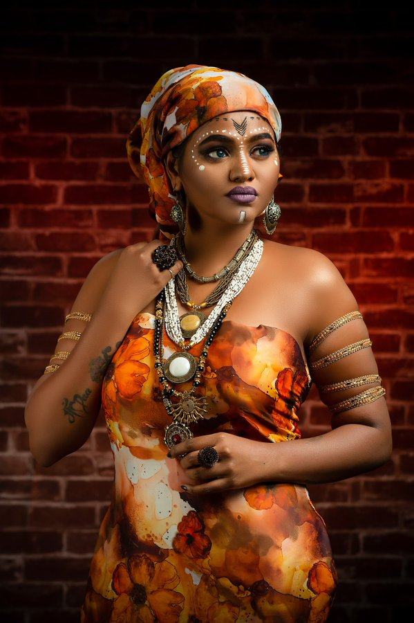Shalu Shamu Tribal Look Stills