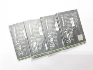 Baterai Blackberry J-M1 JM1 Dakota 9900 Bellagio 9790 Monza 9860 Original 100%