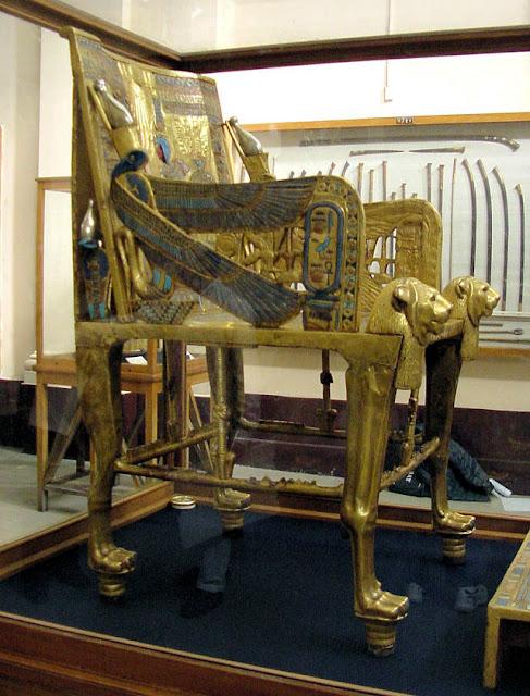 King Tut Exhibit California