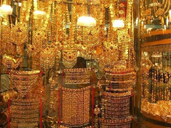 Gold Souk - Umroh Plus Dubai 2019