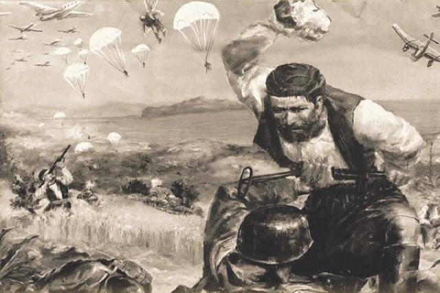 Ο ματωμένος Μάης του 1941 - 76 χρόνια από τη μάχη της Κρήτης