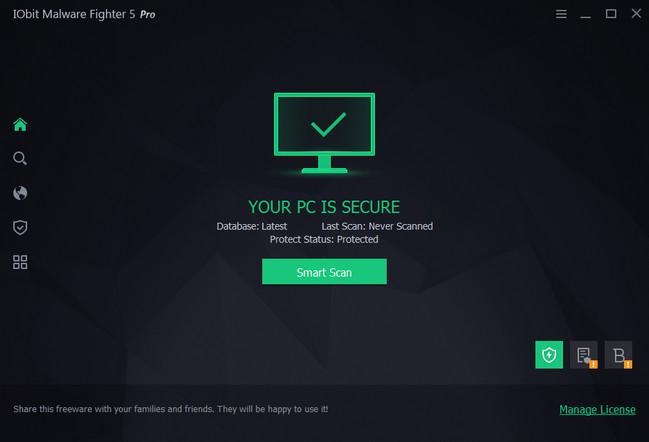 إحمي حاسوبك من البرامج الضارة والملفات غير المرغوب فيها IObit Malware6.3.0.4841