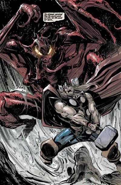 Madre grande es un simbionte de Marvel como Venom